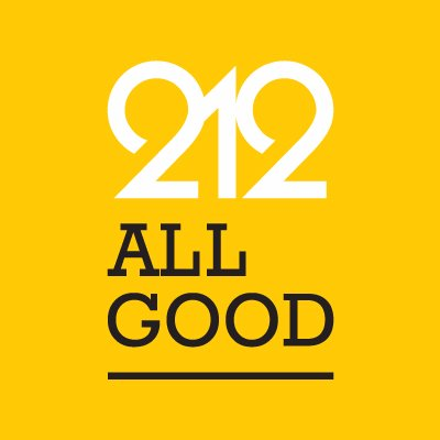 212 All Good