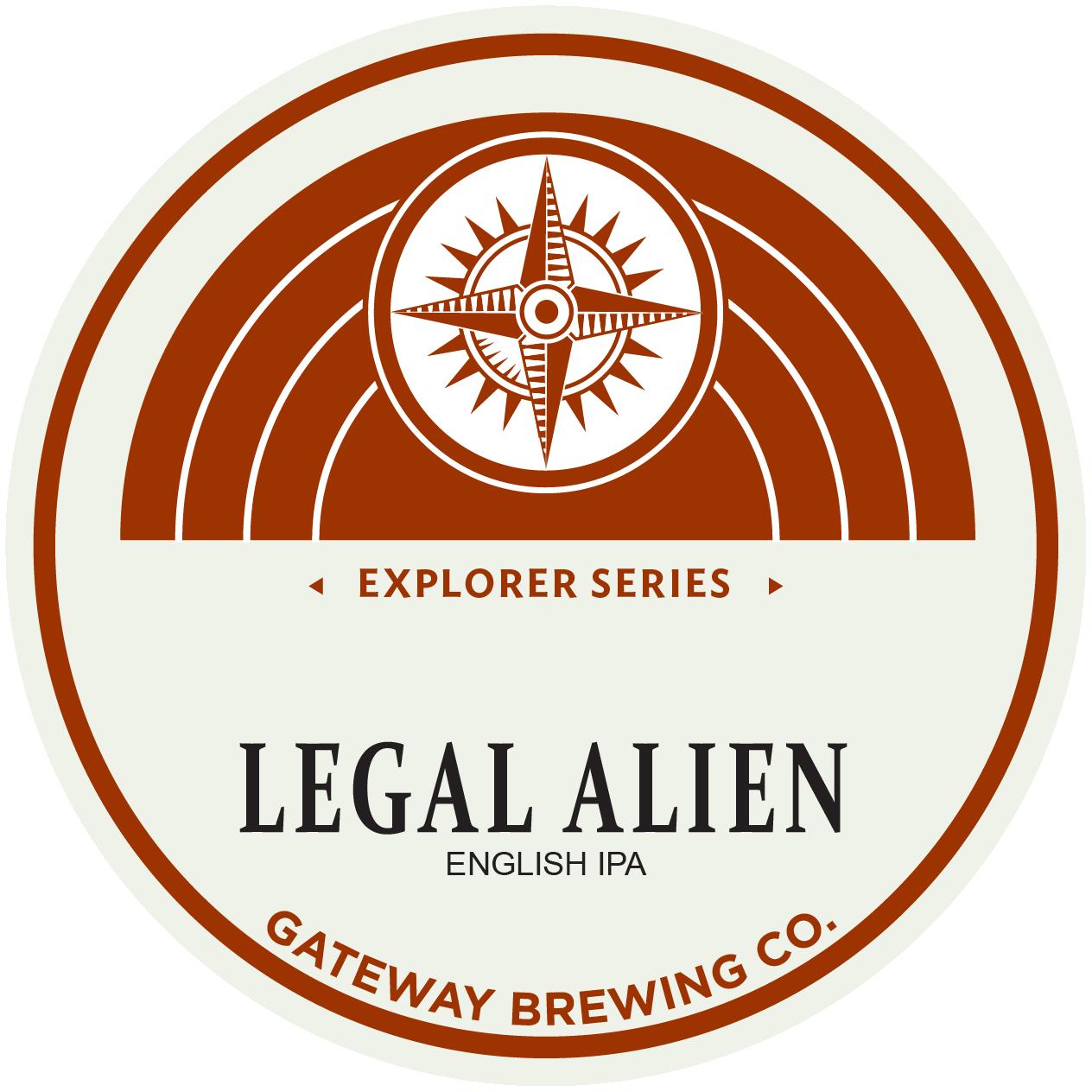 Legal Alien – English IPA