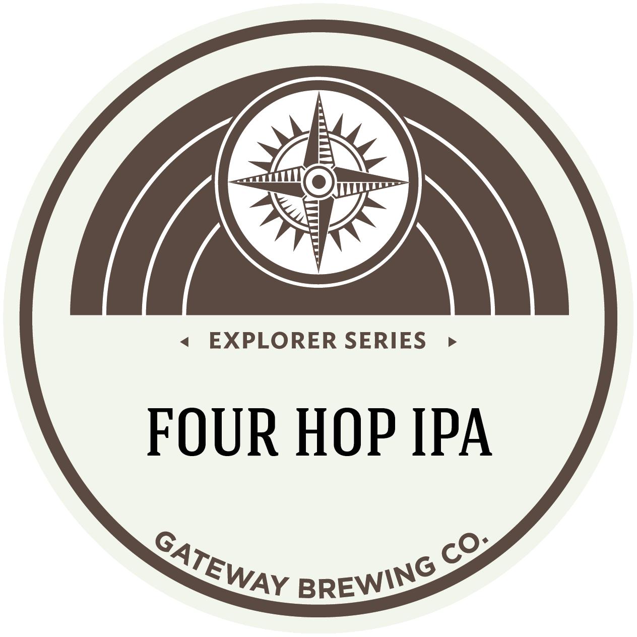 Four Hop IPA